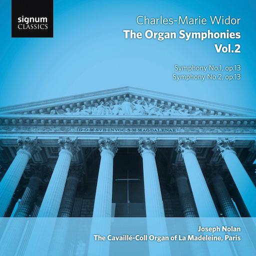 Charles-Marie Widor - The Organ Symphonies Vol. 2 MP3 44.1 KHZ - 2CH