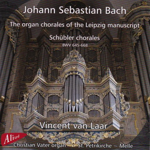 Johann Sebastian Bach - The organ chorales of the Leipzig manuscript