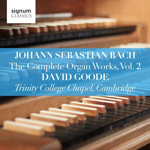 J.S.Bach - The Complete Organ Works vol. 02 MP3 44.1 KHZ - 2CH