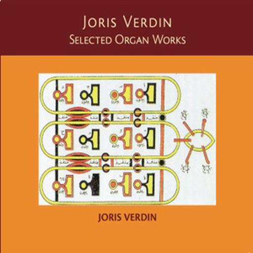 Joris Verdin - selected organ works