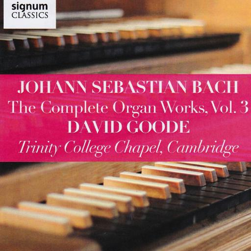 J.S.Bach - The Complete Organ Works vol. 03 MP3 44.1 KHZ - 2CH