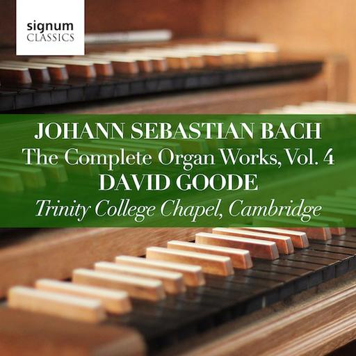 J.S.Bach - The Complete Organ Works vol. 04 MP3 44.1 KHZ - 2CH
