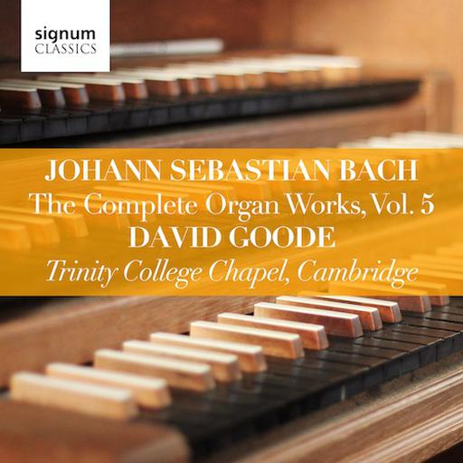 J.S.Bach - The Complete Organ Works vol. 05 [disc 1] FLAC 44.1 KHZ - 2CH