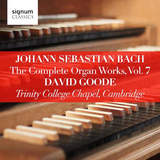J.S.Bach - The Complete Organ Works vol. 07 MP3 44.1 KHZ - 2CH