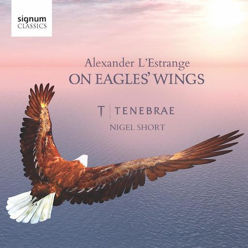 Alexander L'Estrange - On Eagles' Wings MP3 44.1 KHZ - 2CH