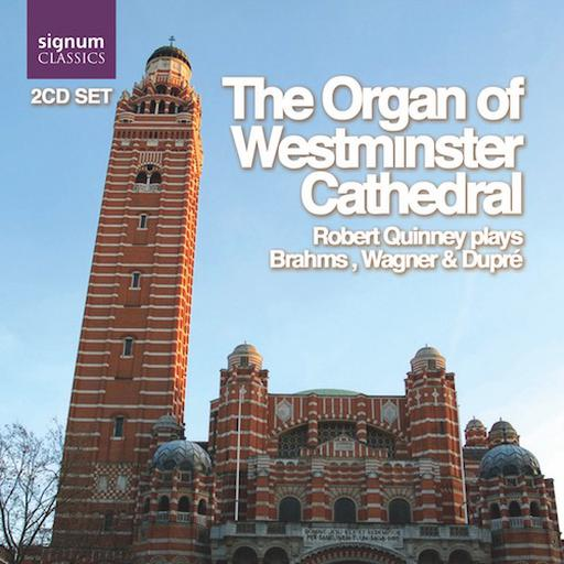 The Organ of Westminster Cathedral MP3 44.1 KHZ - 2CH