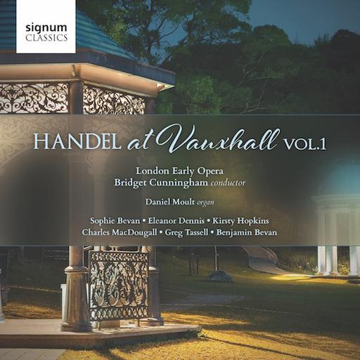 Handel at Vauxhall Vol. 1 MP3 44.1 KHZ - 2CH