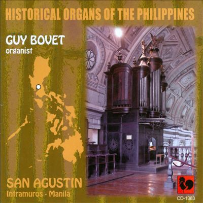 Historical organs of the Philippines