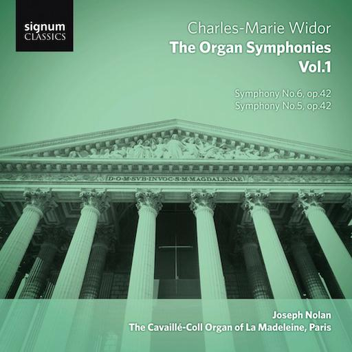 Charles-Marie Widor - The Organ Symphonies Vol. 1 MP3 44.1 KHZ - 2CH