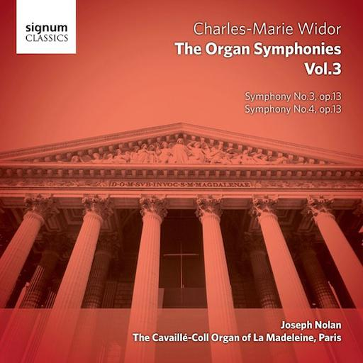 Charles-Marie Widor - The Organ Symphonies Vol. 3 FLAC 44.1 KHZ - 2CH