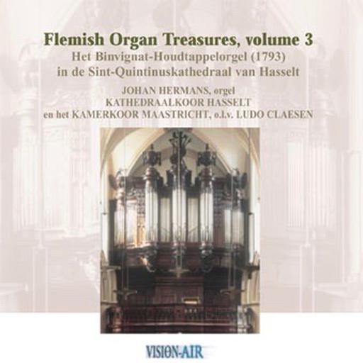 Flemish Organ Treasures vol. 3