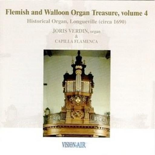 Flemish and Walloon Organ Treasure vol. 4