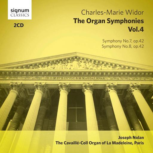 Charles-Marie Widor - The Organ Symphonies Vol. 4 [disc 1] FLAC 44.1 KHZ - 2CH