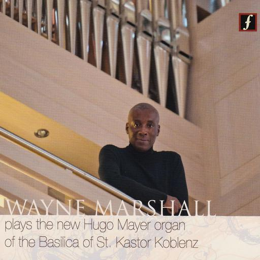 Wayne Marshall plays the new Hugo Mayer organ