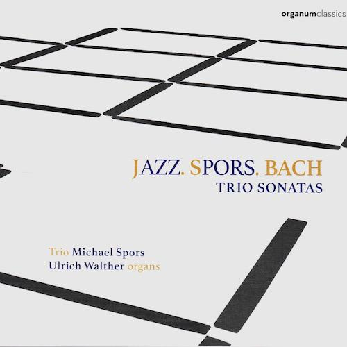 Jazz.Spors.Bach - Trio Sonatas MP3 44.1 - 2CH