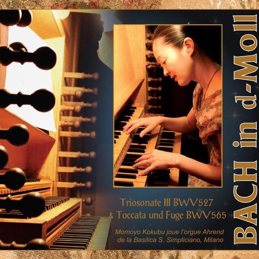 Bach in D-Moll
