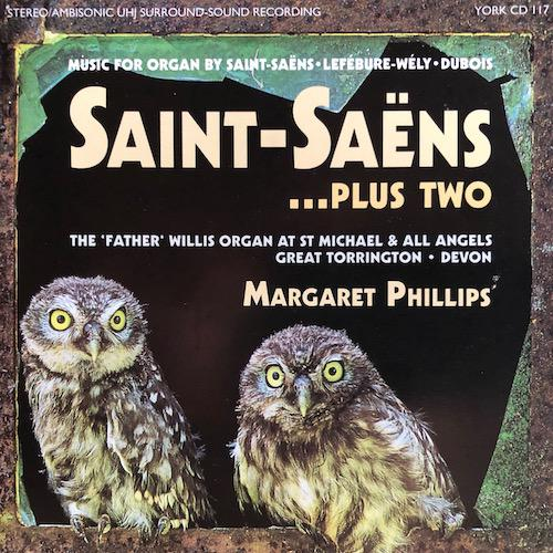 Saint-Saëns... plus two