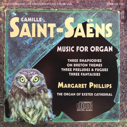 Camille Saint-Saëns - Music for organ