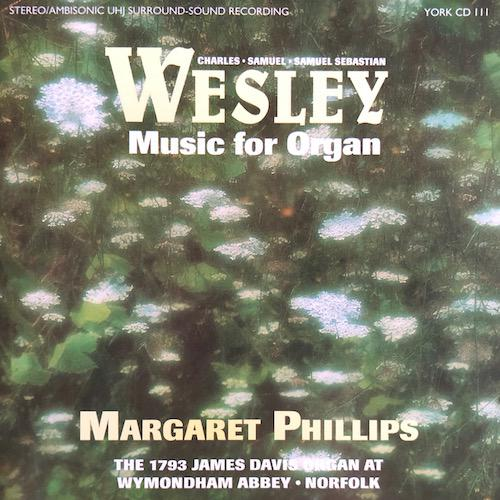 Wesley - Music for Organ