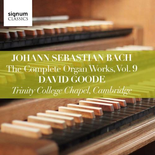 J.S.Bach - The Complete Organ Works vol. 09, FLAC 44.1 KHZ - 2CH