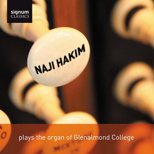 Naji Hakim plays the organ of Glenalmond College FLAC 44.1 KHZ - 2CH