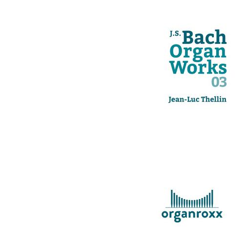 J.S.Bach - Organ Works vol. 03 MP3 44.1 KHZ - 2CH