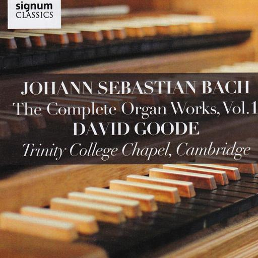 J.S.Bach - The Complete Organ Works vol. 01 FLAC 44.1 KHZ - 2CH