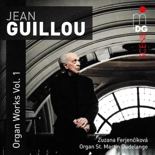 Jean Guillou - Organ Works vol. 1