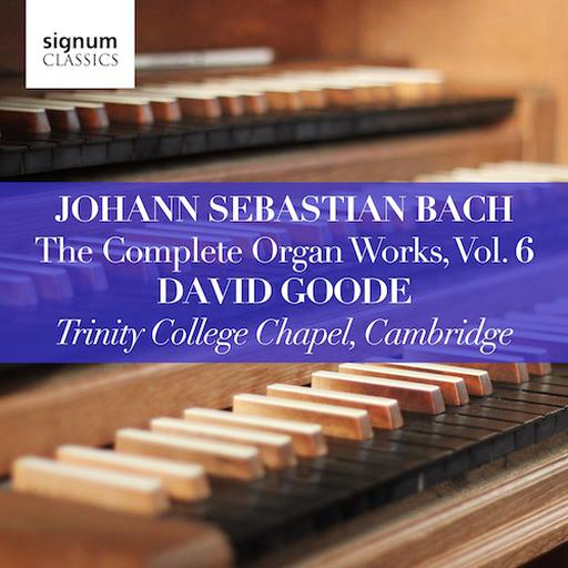 J.S.Bach - The Complete Organ Works vol. 06 MP3 44.1 KHZ - 2CH