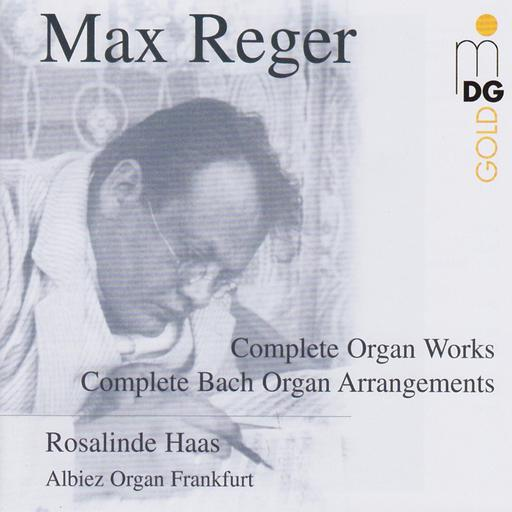 Max Reger - Complete Organ Works (14 CDs)