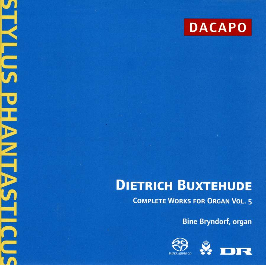 Dietrich Buxtehude - The Complete Organ Works, Vol. 5