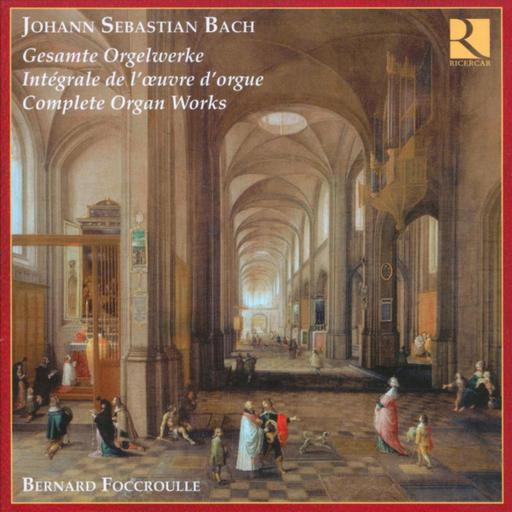 Bach: Complete Organ Works (16 CDs)