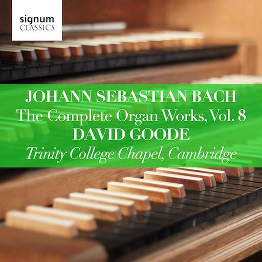 J.S.Bach - The Complete Organ Works vol. 08 MP3 44.1 KHZ - 2CH