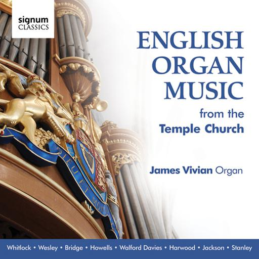 English Organ Music from The Temple Church MP3 44.1 KHZ - 2CH