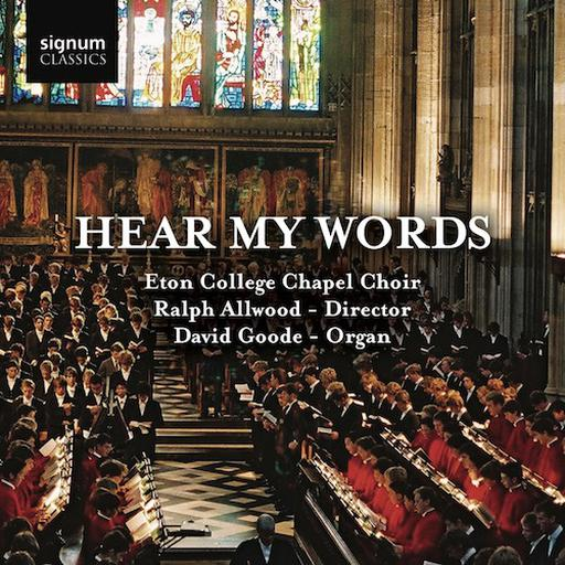 Hear my words MP3 44.1 KHZ - 2CH