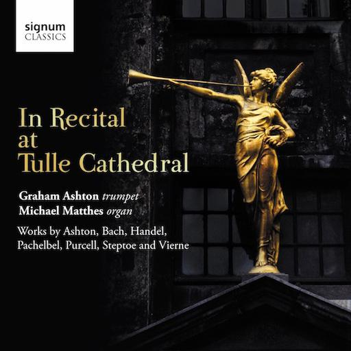 In Recital at Tulle Cathedral MP3 44.1 KHZ - 2CH