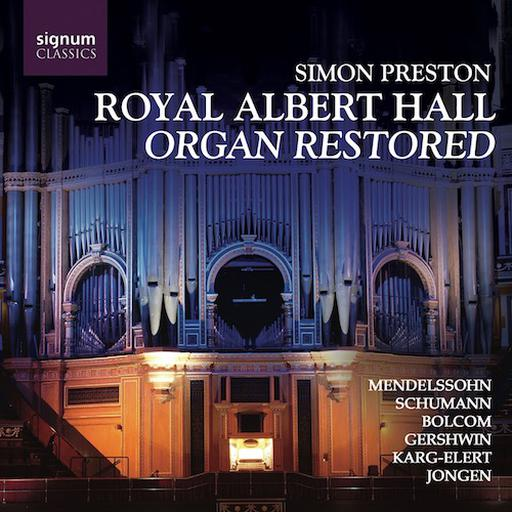 Royal Albert Hall - Organ restored FLAC 44.1 KHZ - 2CH