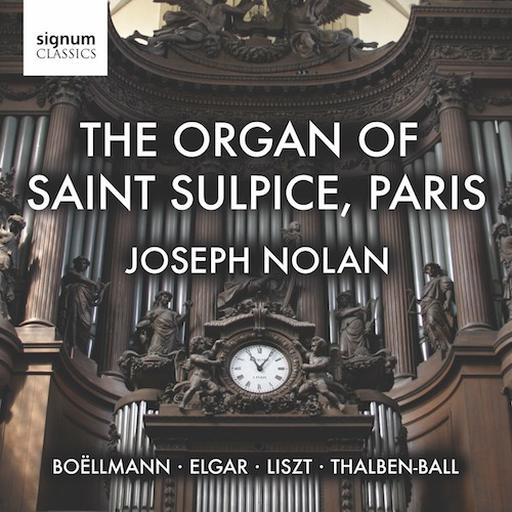 The Organ of Saint Sulpice, Paris FLAC 44.1 KHZ - 2CH