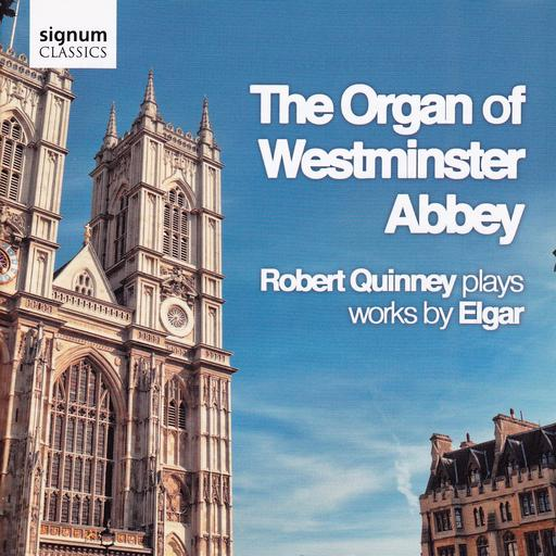 The Organ of Westminster Abbey MP3 44.1 KHZ - 2CH