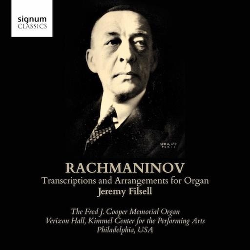 Rachmaninov -Transcriptions and Arrangements for Organ FLAC 44.1 KHZ - 2CH
